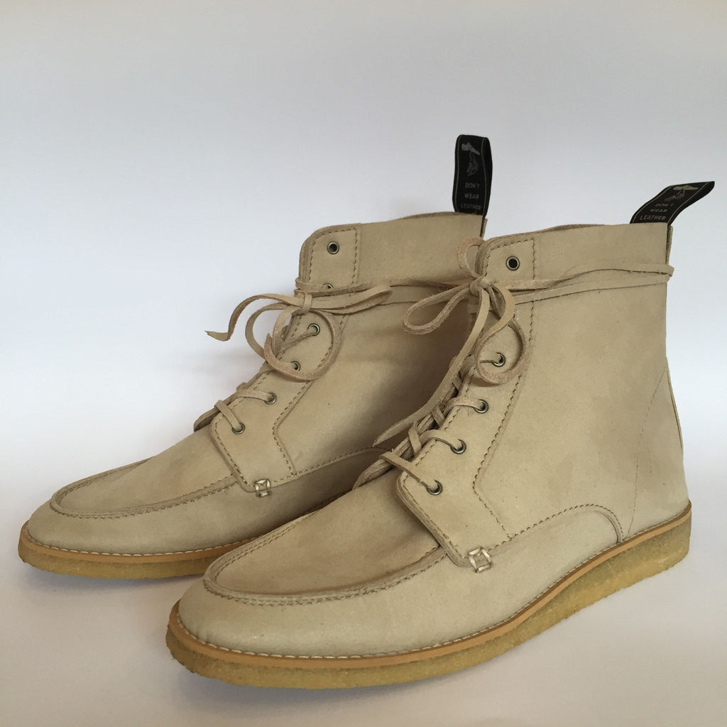 Walt by Good Guys vegan leather boots