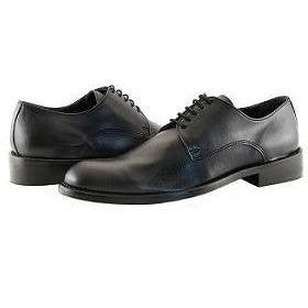 Novacas - vegan oxfords- Dennis' (black) - Vegan Style