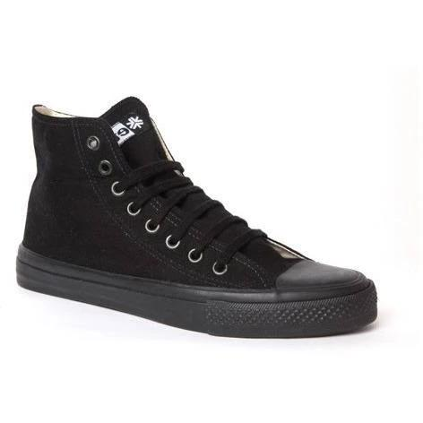 Hi-Tops (Black) by Etiko - Vegan Style