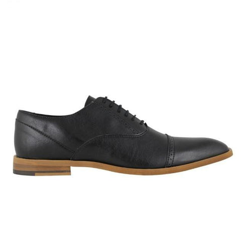 FAIR Shoes - Vegan Men's Oxford - black