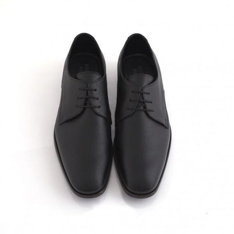 'Chris' vegan oxfords by Bourgeois Boheme - black