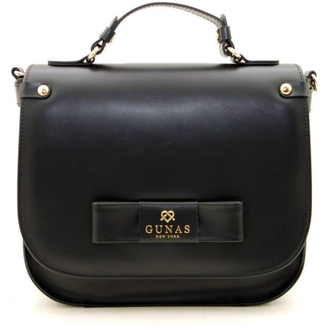 GUNAS - vegan handbags - 'Ridley' (black) - Vegan Style