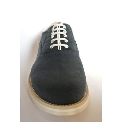 OpificioV - vegan lace-up casual shoes (navy) - Vegan Style
