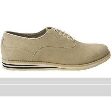 OpificioV - vegan lace-up casual shoes (beige)