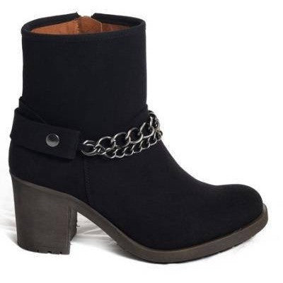 NAE - women's vegan boots - 'Norai' (black)