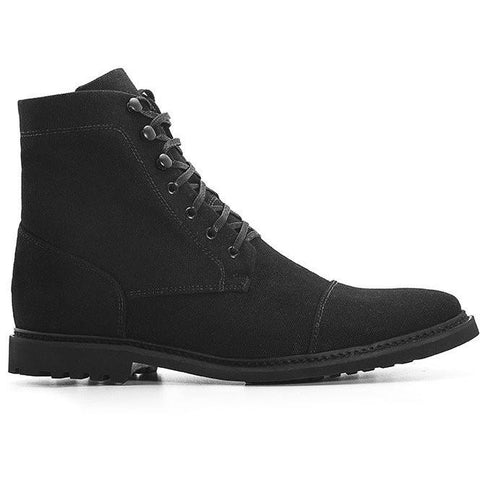 Ahimsa men's boot - black