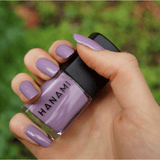 'One Evening' Light Lavender Nail Polish (15ml) by Hanami Cosmetics