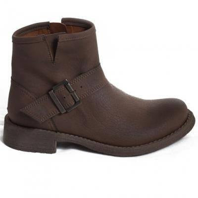 NAE - women's vegan boots - 'June' (brown)