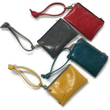 Valet Wallet Zipper Pouch by Crystalyn Kae - Vegan Style