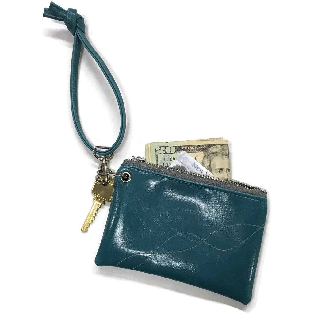 Crystalyn Kae - Valet Wallet Zipper Pouch - Vegan Style