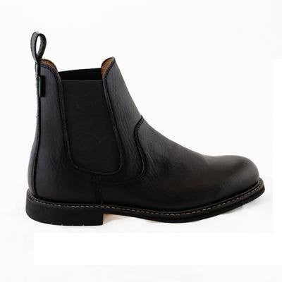 NAE 'Montana' vegan boot - black