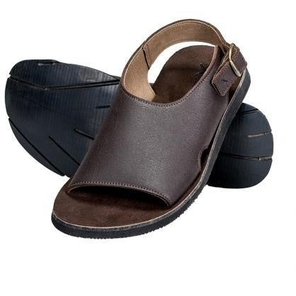 Cammina Leggero - Haven Sandal- men's vegan sandals (brown)