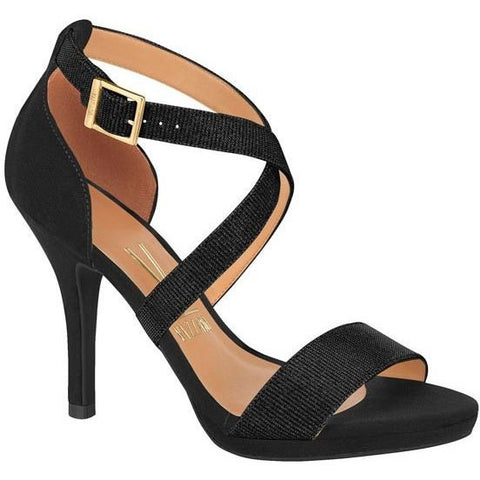 Vizzano - vegan-friendly women's heels - black