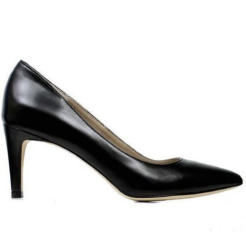 Will's London - vegan heels - court shoes (black)