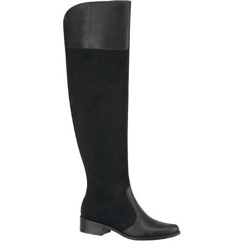 Beira Rio -  over-the-knee boots -  vegan-friendly shoes