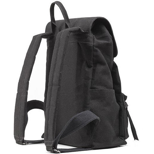 Ahimsa Bags - vegan backpack (black) - Vegan Style