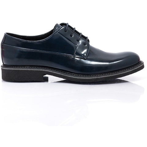 Bourgeois Boheme - vegan oxfords - Casper (indigo)