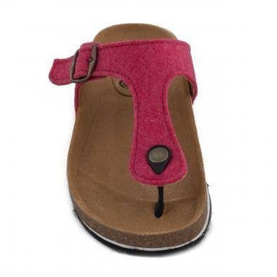 NAE - Kos PET (pink) - vegan sandals - Vegan Style