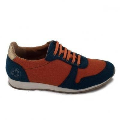 NAE - Re-Bottle (orange) - vegan sneakers
