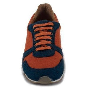 NAE - Re-Bottle (orange) - vegan sneakers - Vegan Style