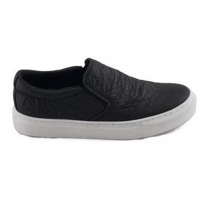 NAE - Bare (black pinatex) - vegan sneakers - Vegan Style