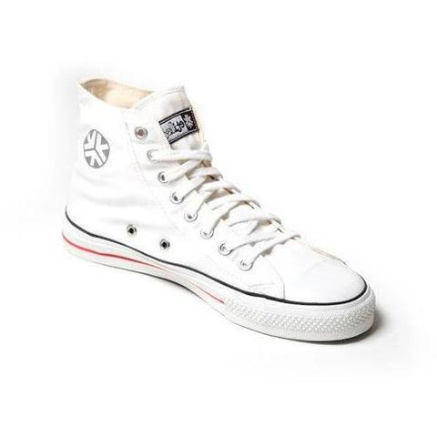 Hi-Tops (White) by Etiko - Vegan Style
