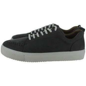 Novacas - vegan sneakers - 'Nate' (grey)