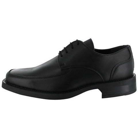 Novacas - vegan oxfords - 'Justin' (black) - Vegan Style