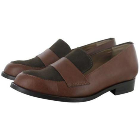 Novacas - women's oxford - 'Clara' (tan)