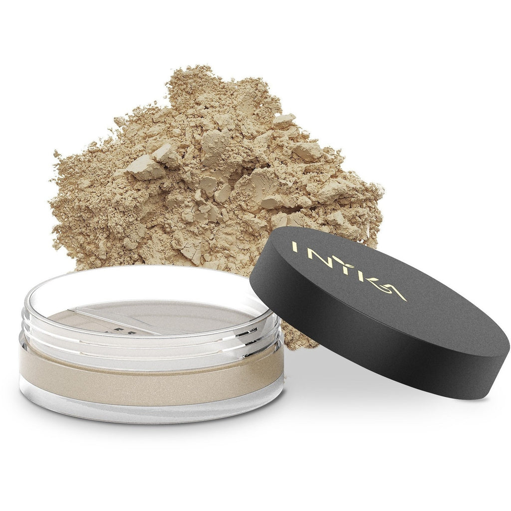 Inika Mineral Foundation Powder - Strength