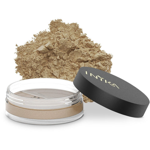 Mineral Foundation Powder (Freedom) by Inika - Vegan Style