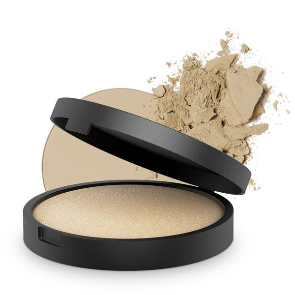 Baked Mineral Foundation (Grace) by Inika - Vegan Style