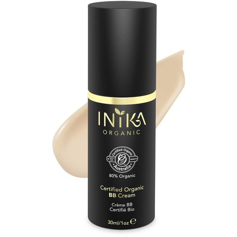 Inika Certified Organic BB Cream Foundation - Nude