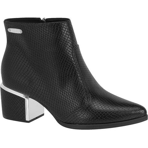 Deluxe ankle boots by Vizzano - Black