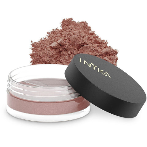Inika Loose Mineral Blush - Red Apple