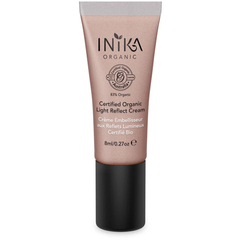 Inika Certified Organic Light Reflect Cream