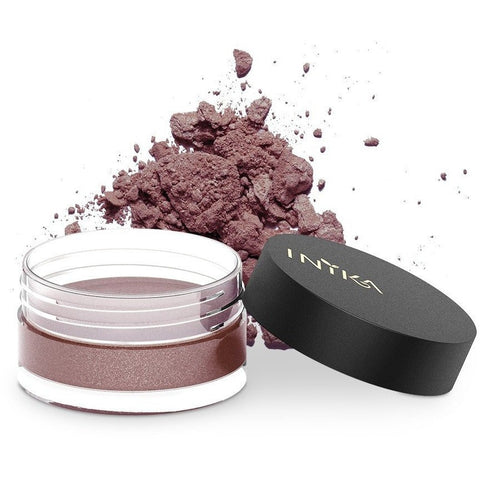 Loose Mineral Eye Shadow (Burnt Sienna) by Inika - Vegan Style