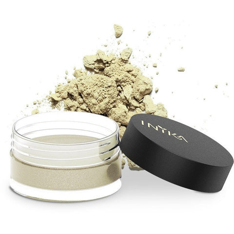 Loose Mineral Eye Shadow (Golddust) by Inika - Vegan Style
