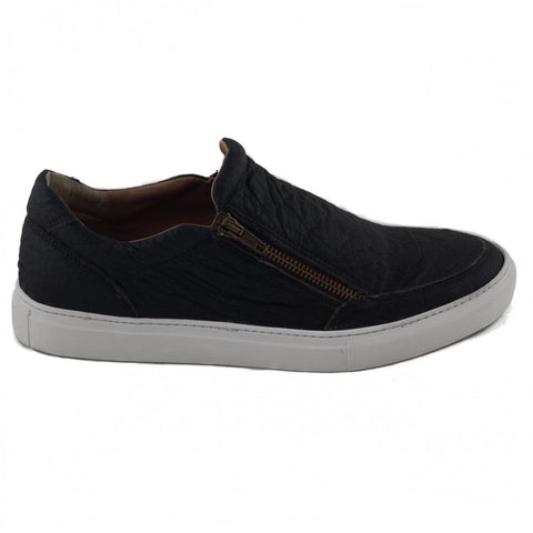 NAE - Efe (black pinatex) - vegan sneakers - Vegan Style
