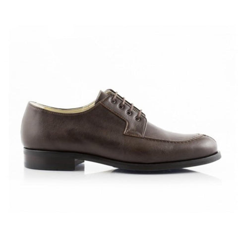 Bourgeois Boheme - vegan oxfords - Owen (high-shine black)