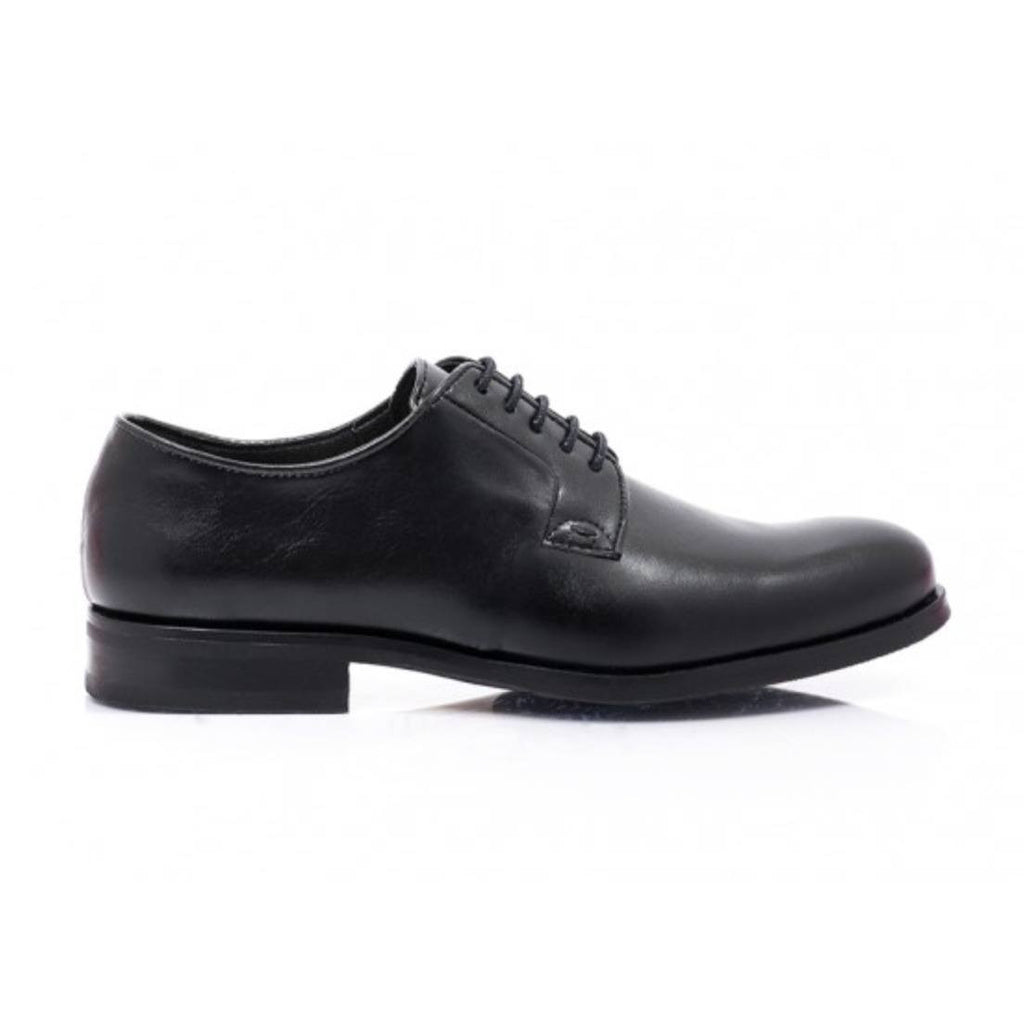 Bourgeois Boheme - vegan oxfords - William (black)