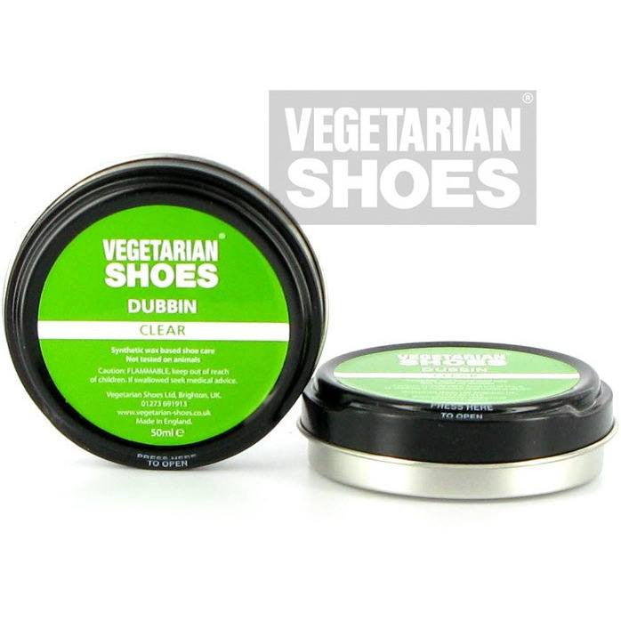 Vegetarian Shoes - Vegan shoe polish (black)
