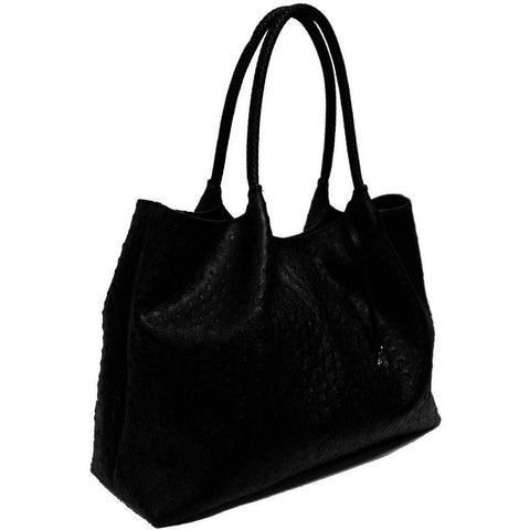 GUNAS - vegan handbags - 'Naomi' (black) - Vegan Style