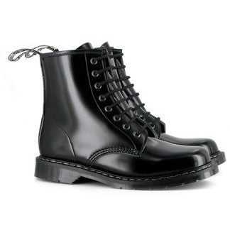 Vegetarian Shoes - Boulder Boot Smooth Lite (black)