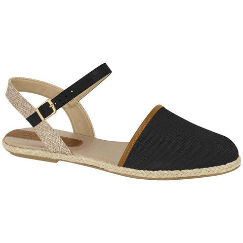 Vizzano - canvas vegan sandals black