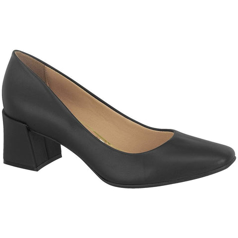 Vizzano - low-heeled flats in black