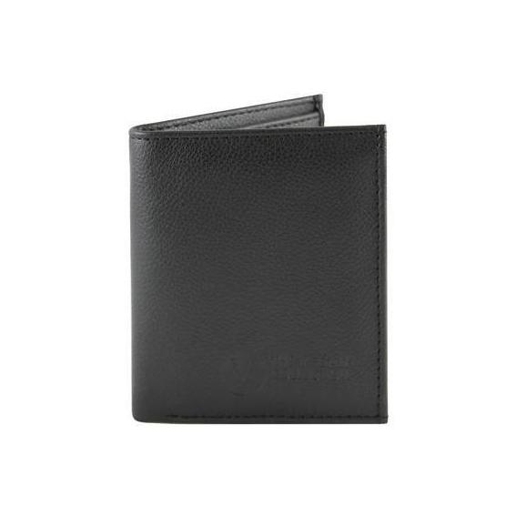 'Kendrick' Bi-Fold Wallet by The Vegan Collection (Black or Brown) - Vegan Style