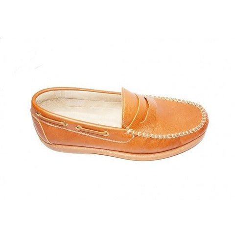 Boat shoe by di Romeo
