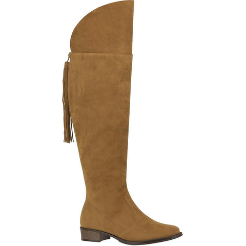Low-Heeled Boot (Camel) by Biera Rio