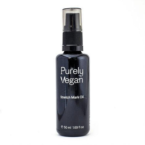 Stretch mark oil by Purely Vegan